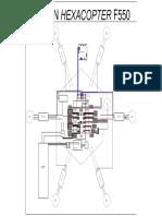 hexacopter design