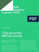 eBook 10 Essential Skills of a Site Reliability Engineer Sre