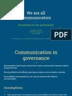 WeAreAllCommunicators