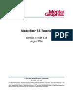 ModelSim SE Tutorial Software Version 6.2b