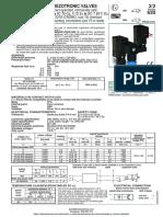 Valvula Piezotronic Atex Serie 630 Asco