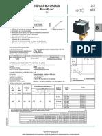 Valvula Monitorizada Motorflow Asco