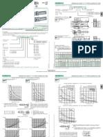 Unidad de Guiado u Numatics Iso 15552 Serie 450