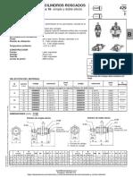 Mini Cilindro Joucomatic Serie 429