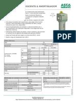 Filtro Coalescente Numatics Serie 651-652