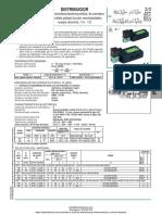 Distribuidor Neumatico Serie 553 Asco