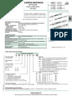 Cilindro Numatics Iso 6432