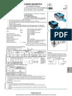 Cabeza Magnetica Atex Serie Li Asco