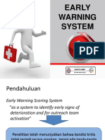 Early Warning System - Rs Citra Sari Husada Merger