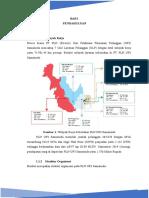 Laporan Probis Dan Tugas Akhir Radin R Di PLN UP3 Samarinda