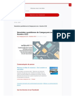 Categorynet Com - Newsletter du journalisme du 19/11/2019