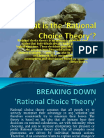 What is the Rational Choice Theory 170321095600 Converted