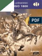 Historyczne Bitwy 036 - Marengo 1800, Sławomir Leśniewski.pdf
