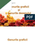 2. Genurile Graficii Și Genurile Desenului