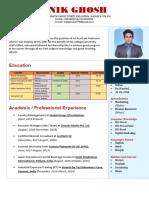 Anik Ghosh Curriculum Vitae.pdf