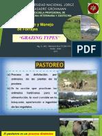 Clases 07 Tipos de Pastoreo