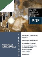 Isu Dan Cabaran Pengajar Tvet Di Malaysia Ver02