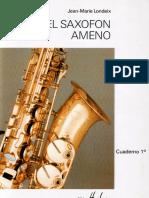 El Saxofón Ameno