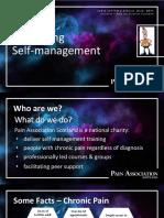 5. Promoting Self Management