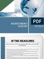 Macreconomics