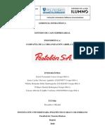 1ra Entrega Proyecto Gerencia Estratégica