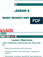 PPT 8 Basic SearchRescue