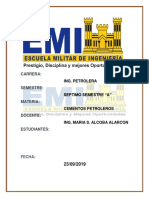 Cementacion Primaria Informe Imprimir y Diapos