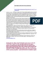 911 First Responders Health Insurance Fraud