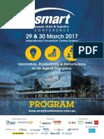 Smart Conference Program