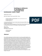 A GIS-based Methodology to Delineate Potential Areas for Groundwater Development_ a Case Study From Kathmandu Valley, Nepal _ SpringerLink