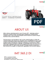 IMT Tractor | TAFE