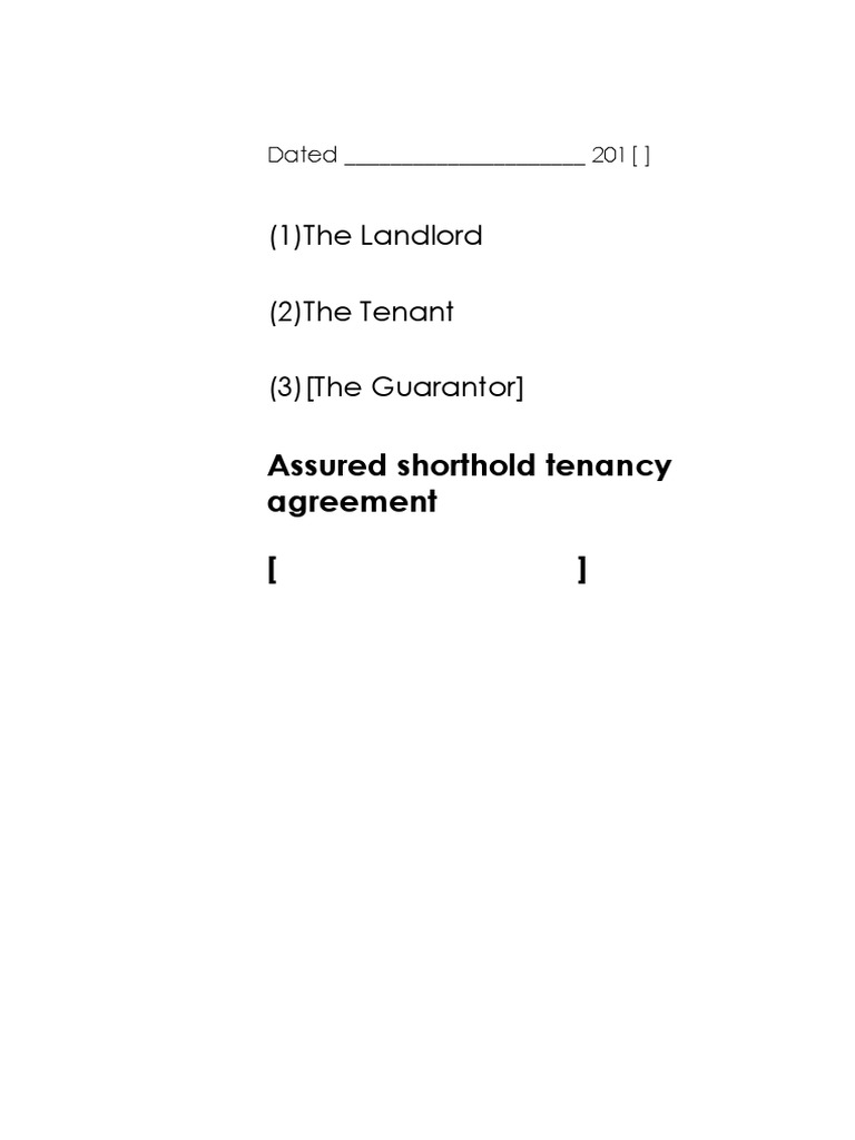 Tenancy Agreement Template Free from imgv2-2-f.scribdassets.com