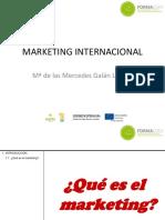 Marketing Internacional I