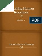 Module-2_Acquiring Human Resource (2)