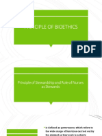 Principle of Bioethics (1)