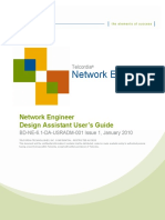 NBB RFP_B1.1_Annex 22 - Telcordia Network Engineer Design Assistant Guide