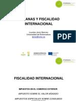 Aduanas y Fiscalidad - Lourdes Jerez