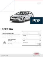 Kia Configurator Ceed Sw Business Class 20190727
