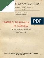 I monaci basiliani