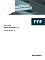 Integrated Management Manual