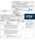 Plan de Clase Diario de 5to de Secundaria - Copia