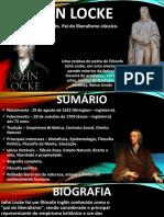 JOHN LOCKE - FILOSOFO DO LIBERALISMO