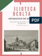 Exposición Grabados Siglo XIX
