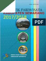 Statistik Pariwisata Kabupaten Semarang 2017_2018