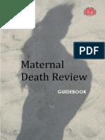 MDR handbook