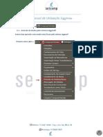 Manual de Utilização Siggma - Emissão de Notas