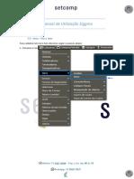 Manual de Utilização Siggma-Cadastro de Itens