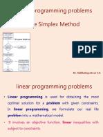 01. the Simplex Method_01