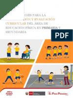 1 Orientaciones Para La Planificación y Evaluación Curricular Del Área de Educación Física en Primaria y Secundaria (1)