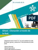 Clonacion Atraves de La Red Ghost
